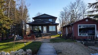 Cottage front November 2015