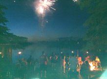 Evening Fireworks July 2012