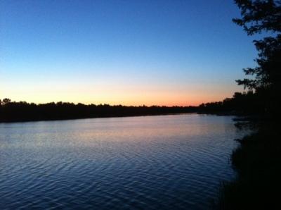 Blue Sunrise July 2012