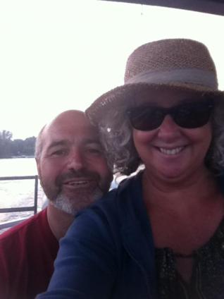 Sharon and Art Netley 2012