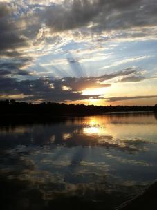 Sunrise July 11, 2012