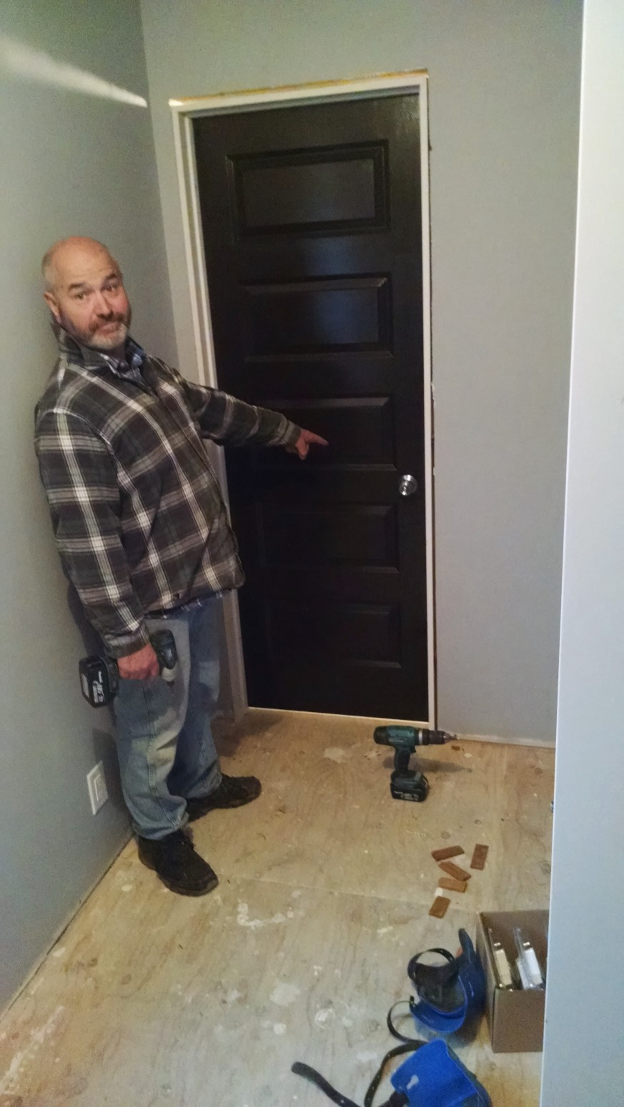 Look - a Door LOL