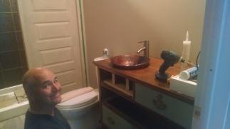 Bathroom Prep