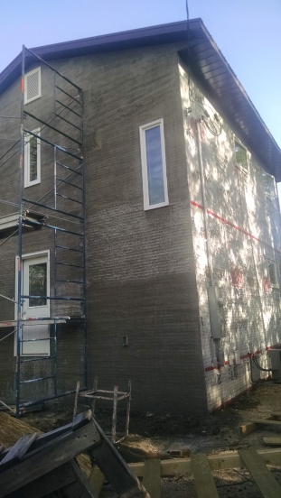 Stucco prep