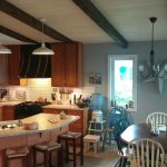 Peaceful Haven Kitchen